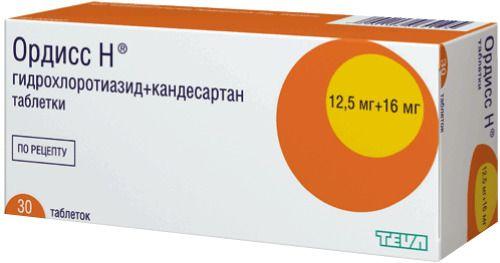 Ордисс® (Ordiss), инструкция, способ применения и дозы ...