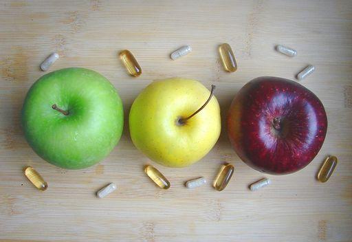 БАды содержащие кислоты, витамины
