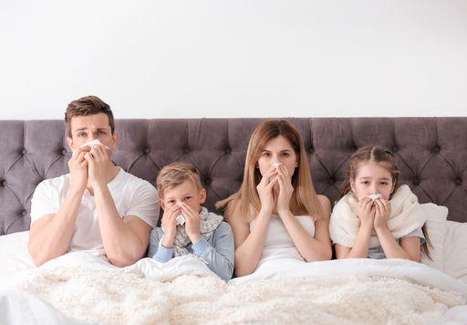 Ринза - от простуды и гриппа