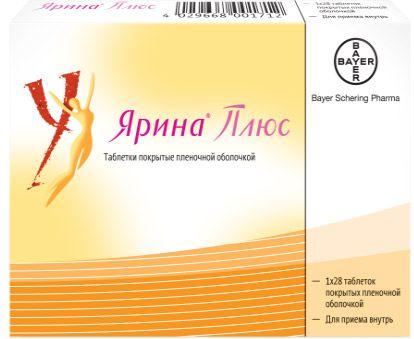 Ярина Плюс, 3 мг+30 мкг+451 мкг, таблетки, покрытые пленочной оболочкой, 28шт. — отзывы покупателей, опыт применения. Ютека в Москве