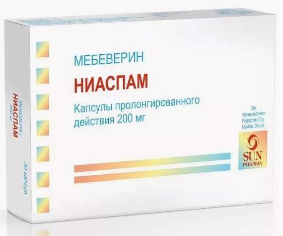 фото упаковки Ниаспам
