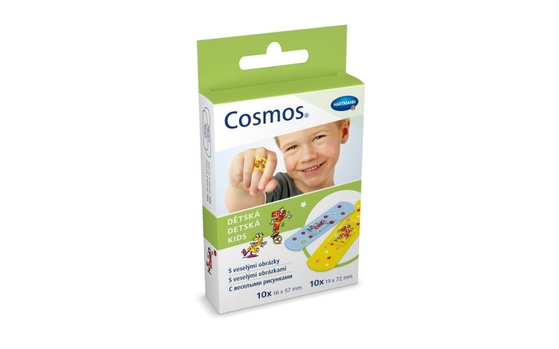 фото упаковки Cosmos Kids Пластырь