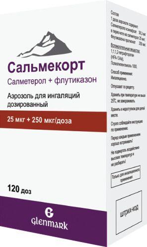 фото упаковки Сальмекорт