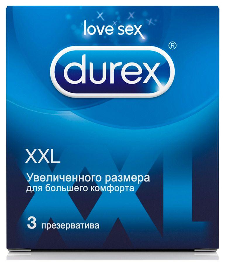 фото упаковки Презервативы Durex XXL