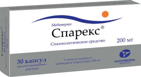 фото упаковки Спарекс