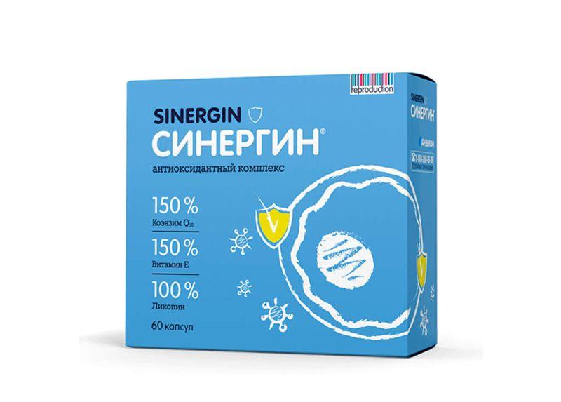 фото упаковки Синергин
