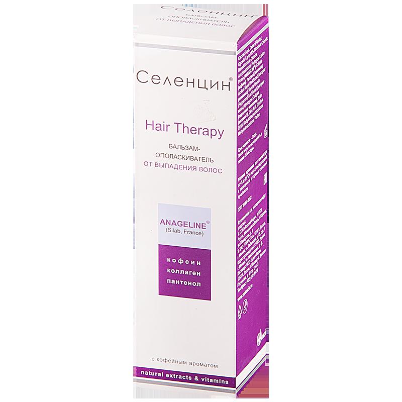 фото упаковки Селенцин бальзам-ополаскиватель от выпадения волос