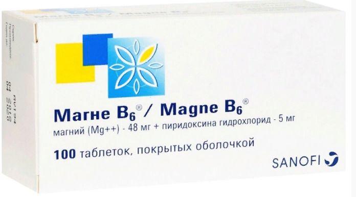 фото упаковки Магне B6