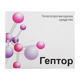 фото упаковки Гептор
