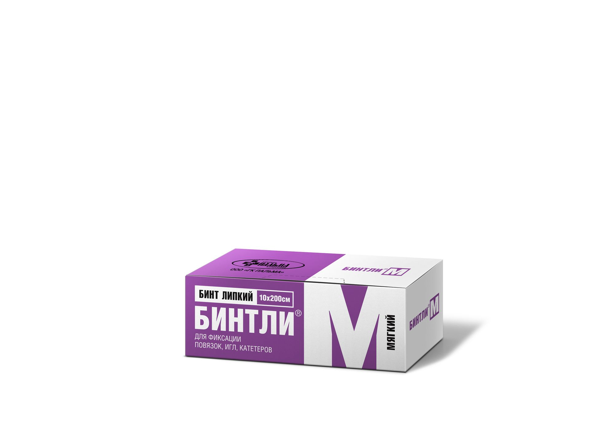 фото упаковки Бинтли М