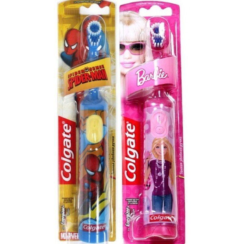 фото упаковки Colgate Looney Tunes Детская зубная щетка электрическая