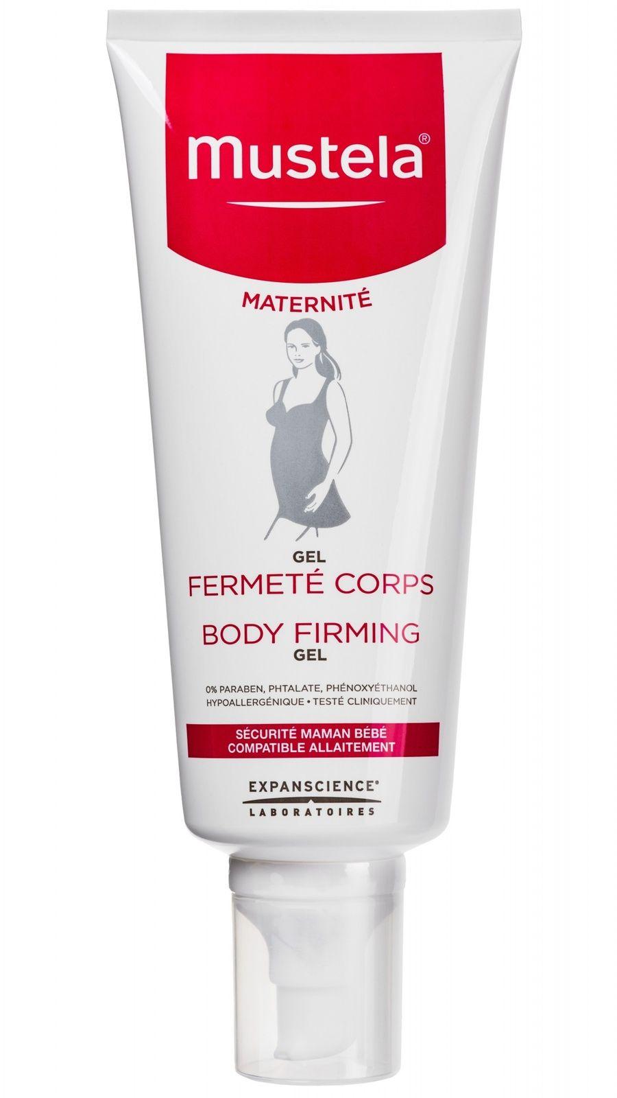 фото упаковки Mustela Maternite Гель для упругости кожи