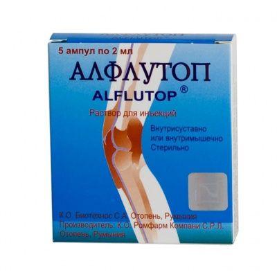 фото упаковки Алфлутоп