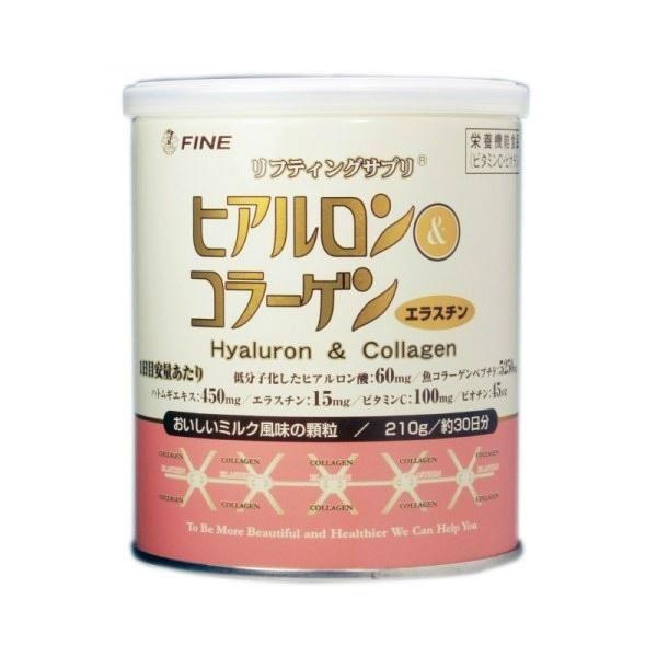 Файн Коллаген с витамином C, порошок для приема внутрь, 210 г, 1 шт.