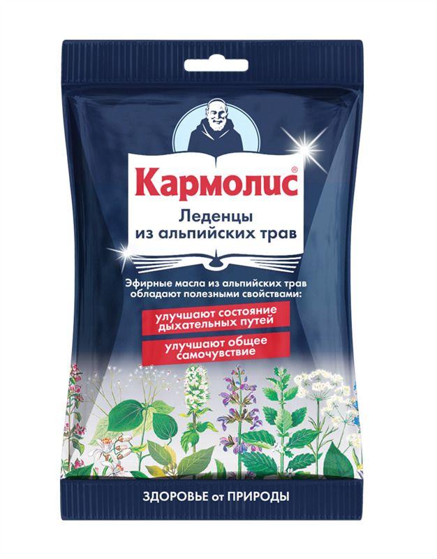 фото упаковки Кармолис Леденцы