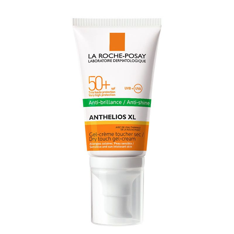 фото упаковки La Roche-Posay Anthelios XL SPF50+ гель-крем матирующий