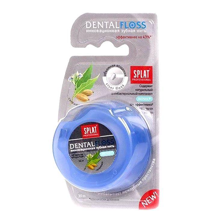 фото упаковки Splat Professional Зубная нить