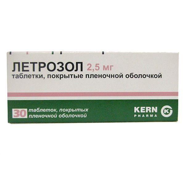 фото упаковки Летрозол