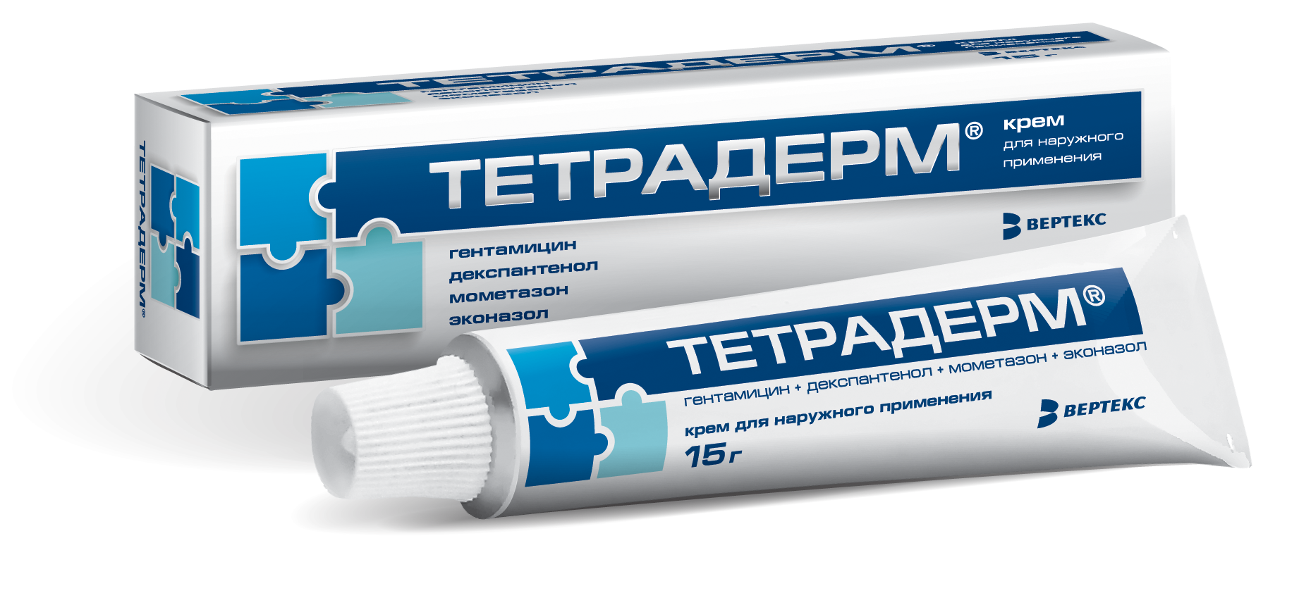 фото упаковки Тетрадерм