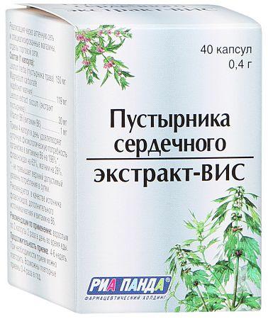 фото упаковки Пустырника сердечного экстракт — ВИС