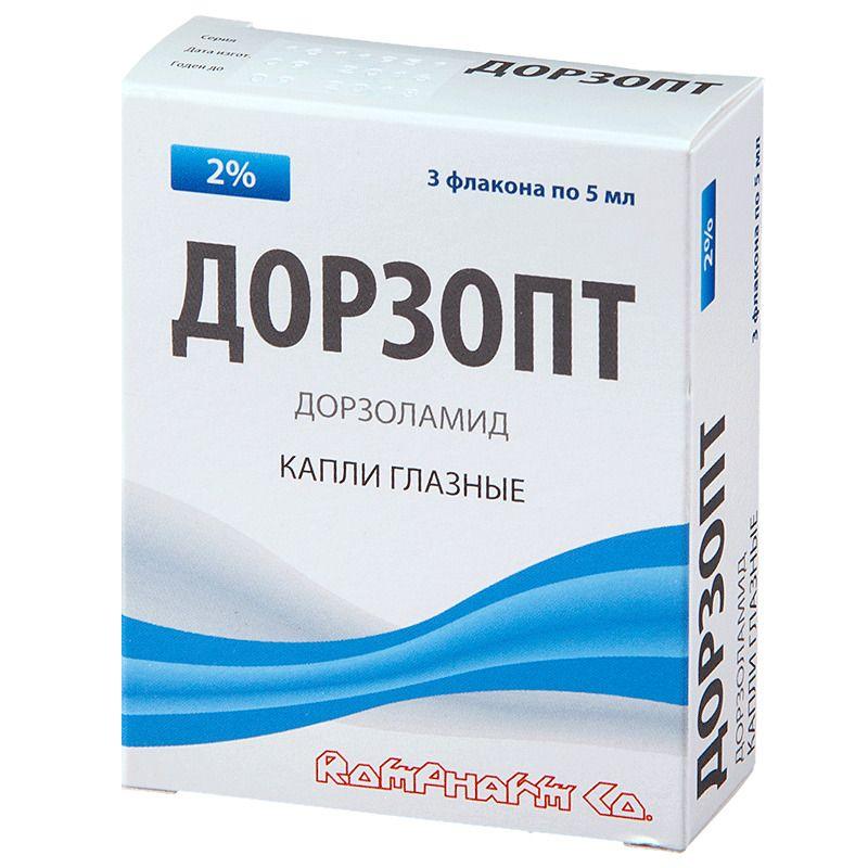 фото упаковки Дорзопт