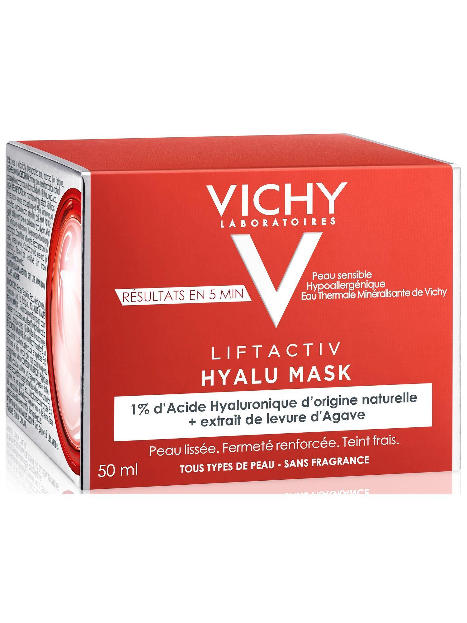 фото упаковки Vichy Liftactiv гиалуроновая экспресс-маска