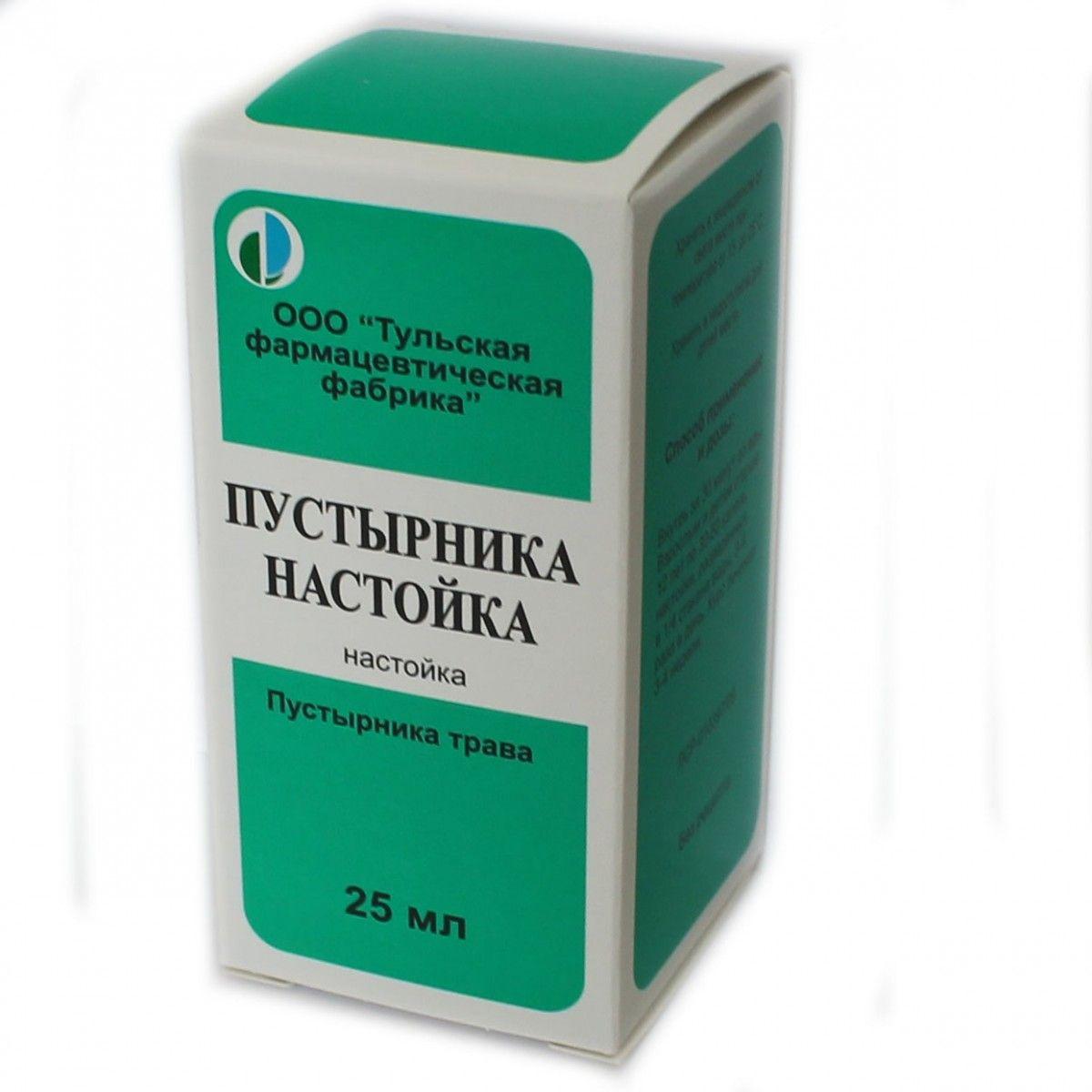 фото упаковки Пустырника настойка