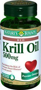 фото упаковки Natures Bounty Масло криля 500 мг