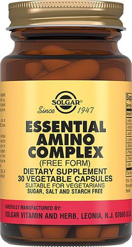 фото упаковки Solgar Комплекс основных аминокислот