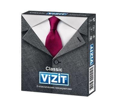фото упаковки Презервативы Vizit Classic