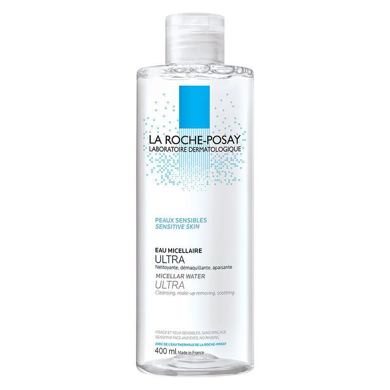фото упаковки La Roche-Posay Ultra sensitive мицеллярная вода