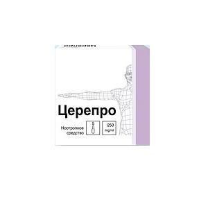 фото упаковки Церепро - отзывы