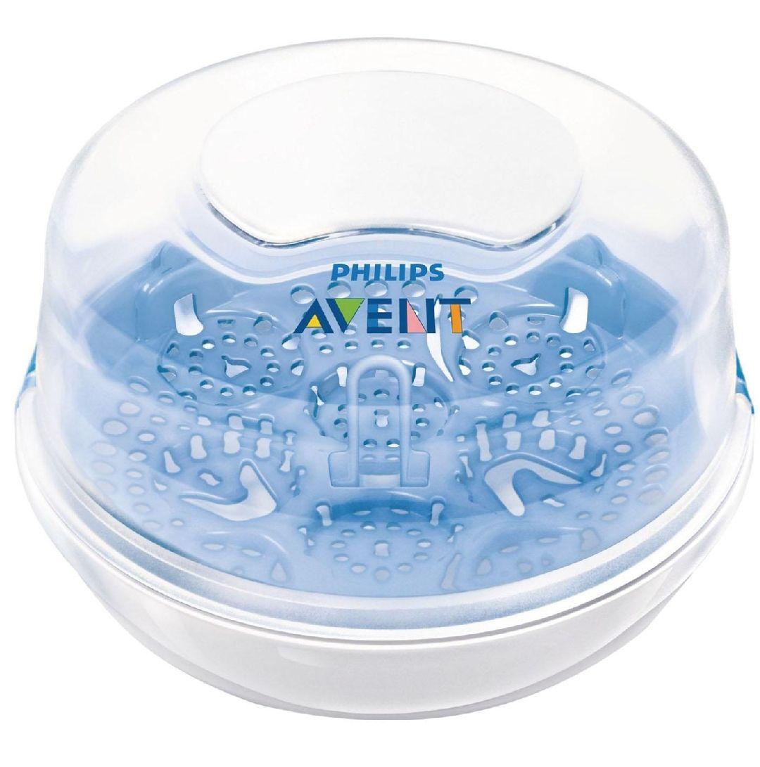 фото упаковки Стерилизатор для микроволновой печи (Экспресс 2) Philips Avent