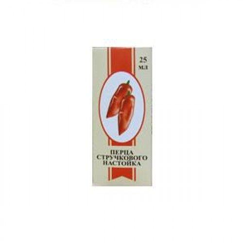 фото упаковки Перца стручкового настойка
