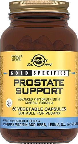 Solgar Простата плюс, капсулы, 60 шт.