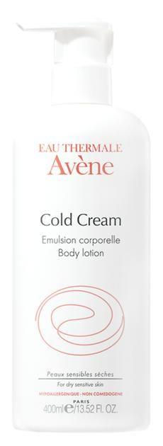 фото упаковки Avene Cold Cream эмульсия для тела с колд-кремом