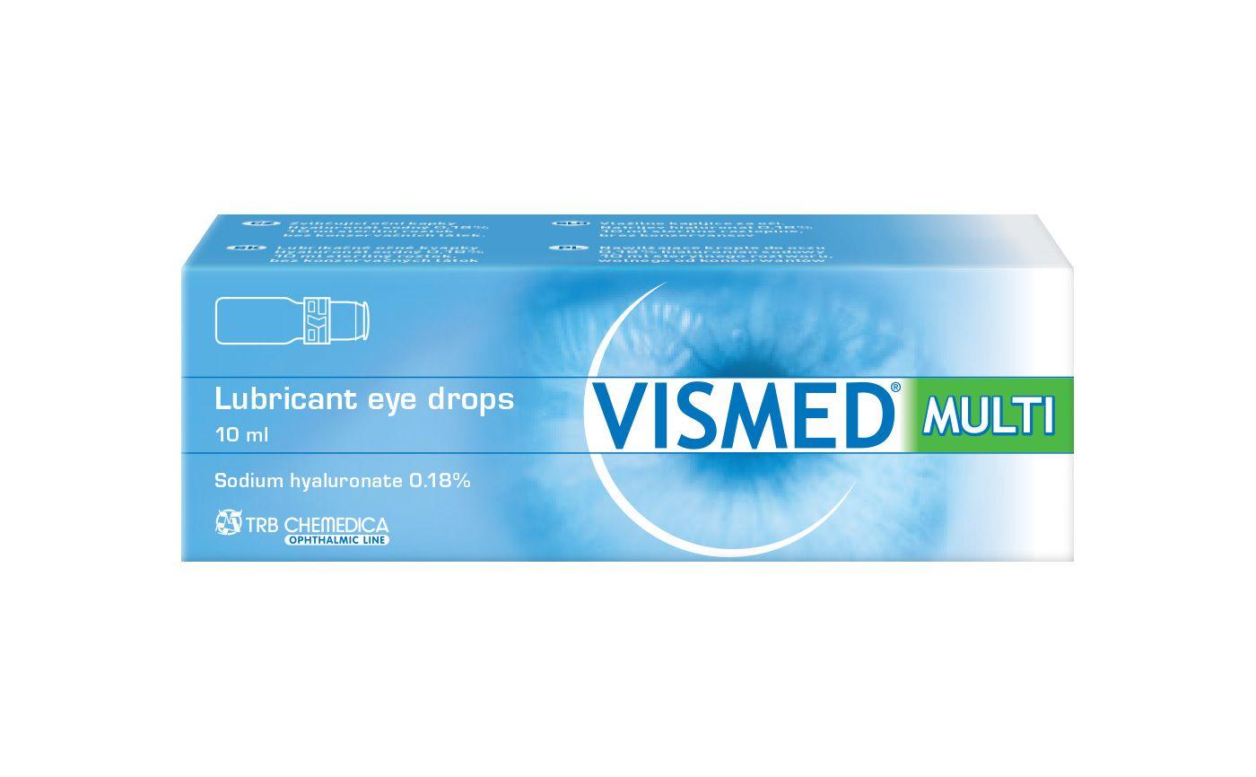 фото упаковки Визмед Мульти гидрогель офтальмологический