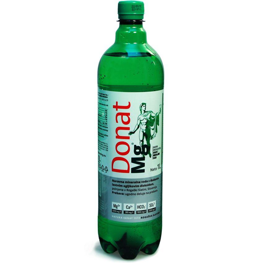 фото упаковки Вода минеральная Donat Mg