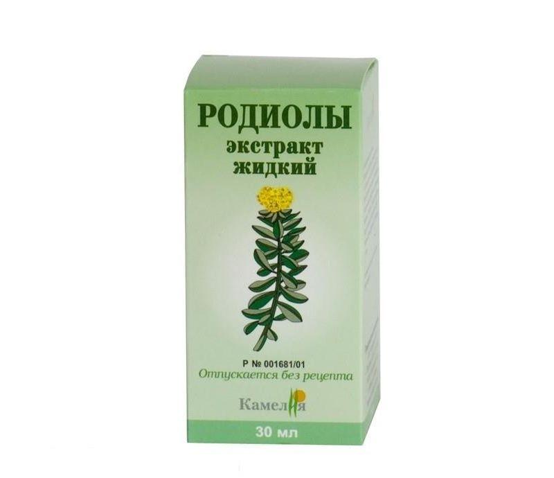 фото упаковки Родиолы экстракт жидкий
