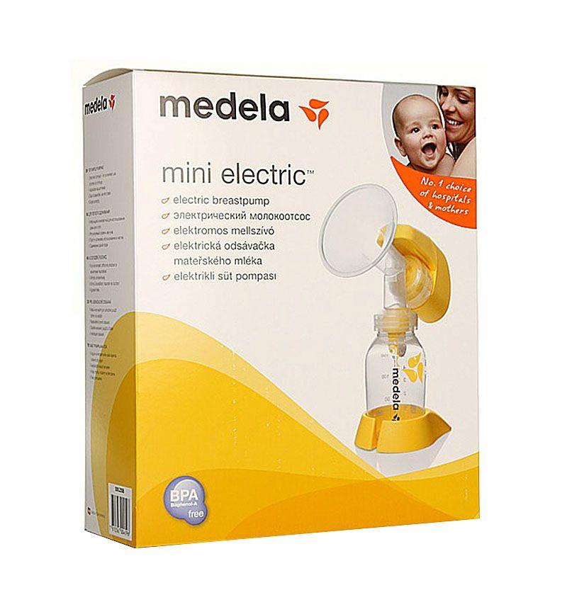 фото упаковки Medela Молокоотсос электрический Мини