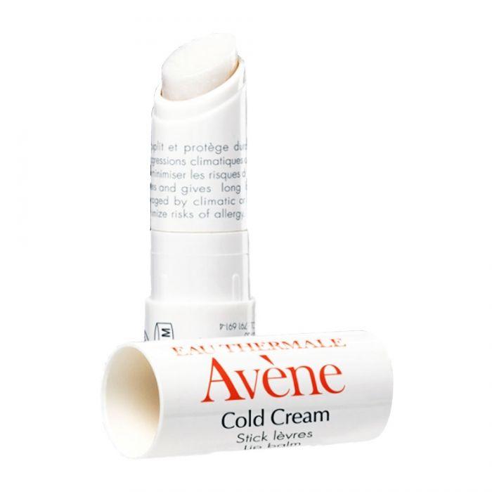 Avene Cold Cream бальзам для губ с колд-кремом, бальзам для губ, 4 г, 1 шт.