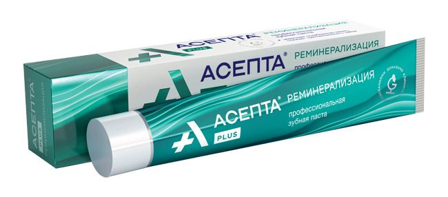 фото упаковки Асепта Plus Реминерализация