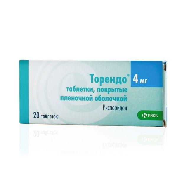 фото упаковки Торендо