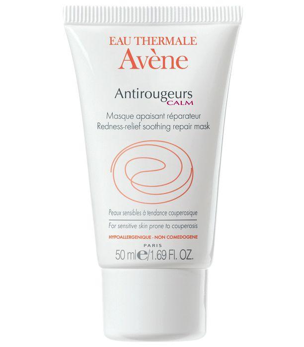 Avene Antirougeurs маска от покраснений, 50 г, маска для лица, 1 шт.