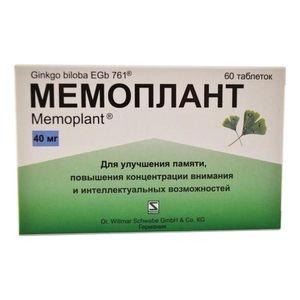 фото упаковки Мемоплант