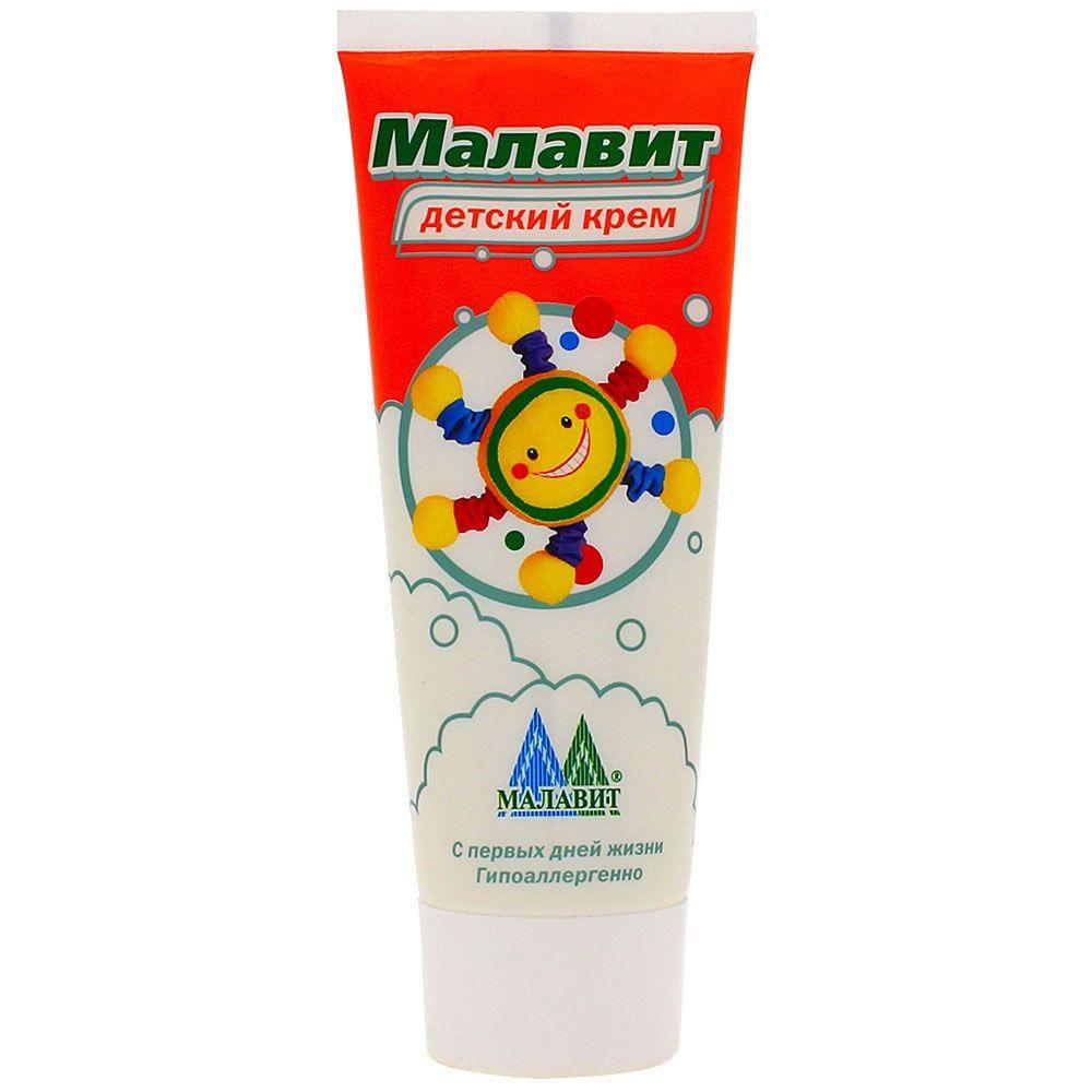 фото упаковки Малавит крем детский