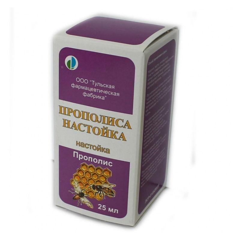 фото упаковки Прополиса настойка