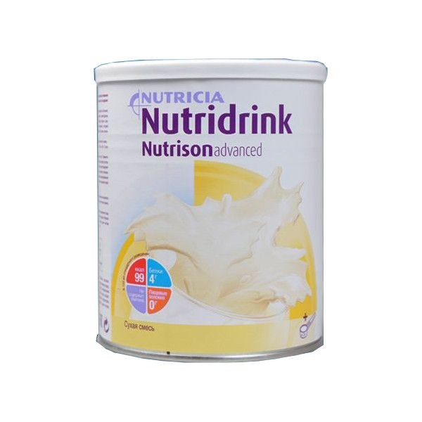 фото упаковки Nutrison Advanced Nutridrink