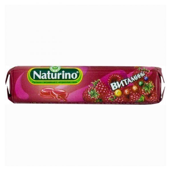 фото упаковки Натурино пастилки с витаминами и натуральным соком