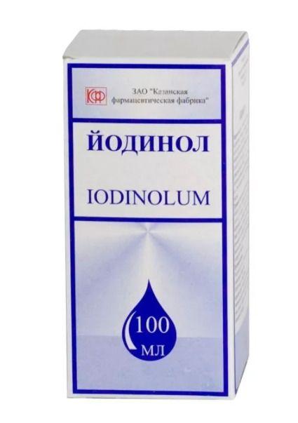 Йодинол,